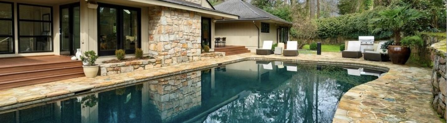 Buyers Putting a Premium on Atlanta Homes with Swimming Pools
