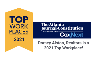 Dorsey Alston Top Workplace 2021