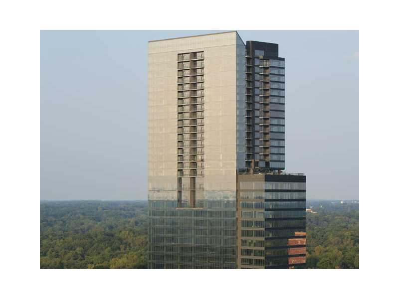 3630 Peachtree RD NE - Atlanta - The Ritz Carlton Residences