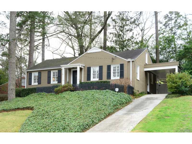 704 Channing DR NW - Atlanta - Collier Forest
