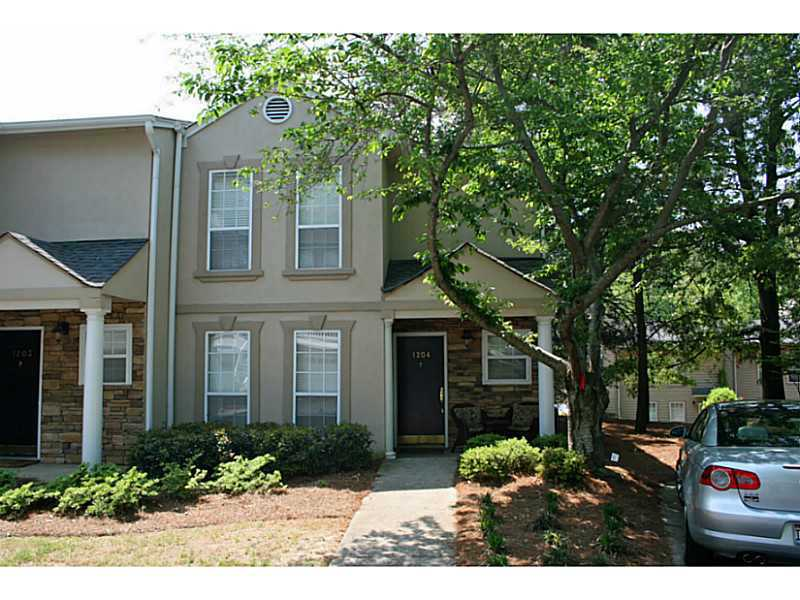 1204 Masons Creek Circle - Atlanta - Masons Creek