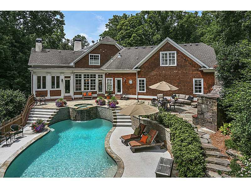 4605 Dudley LN - Sandy Springs - Chastain Park