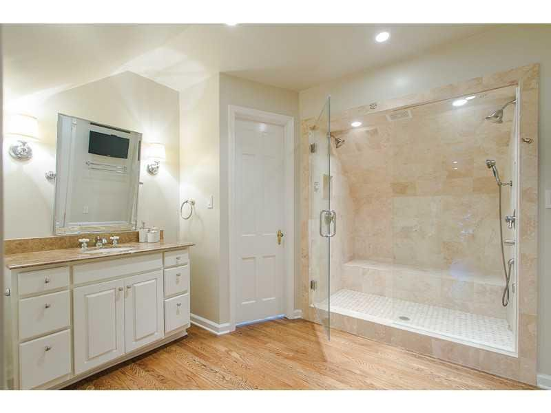 Master Bath/Spa. Beautiful master bath with steam shower and dual shower heads