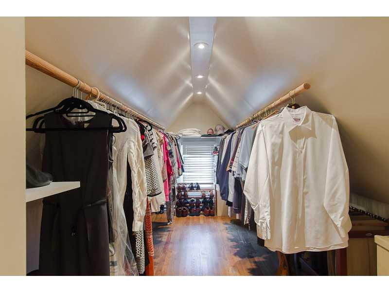 Other. Spacious walk in closet in master.