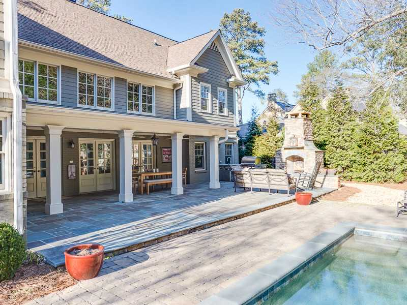 216 Pineland Road NW - Atlanta - Chastain Park