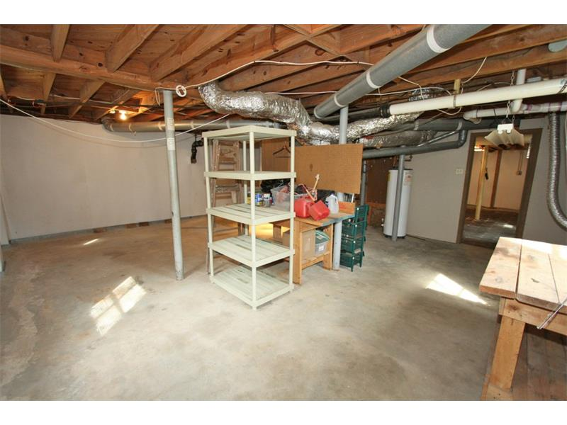 Another Room In Basement. Ceiling are Higher than They Look In Photo