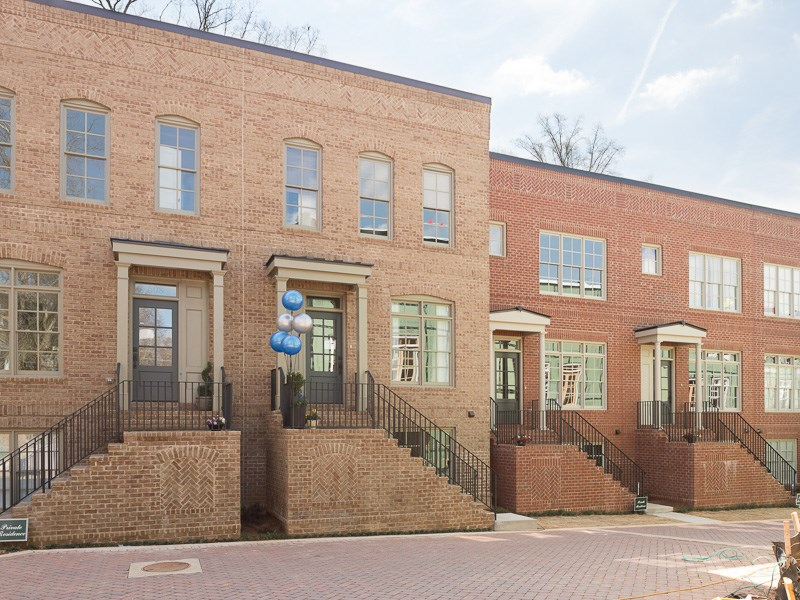808 Virginia Park Circle - Atlanta - Virginia Park Townhomes