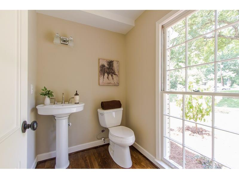 Powder Room conveniently located off of Bonus Room/Keeping Room