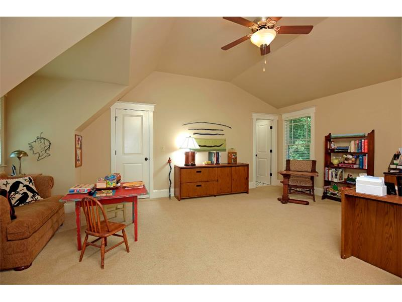 This room is perfect for a bonus room/ office/ guest suite and it has a full bath.
