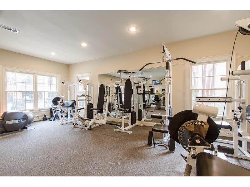 GREAT AMENITIES INCLUDING A WELL EQUIPPED WORK OUT FACILITY.