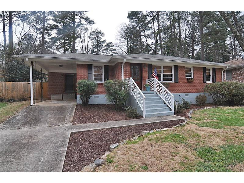 2238 Fairway Circle NE - Atlanta - HillsDale