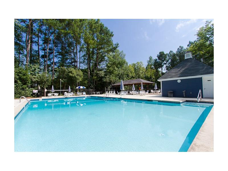 Subdivision has salt water swimming pool. With the covered are to the side, the subdivision has events year round in this beautiful setting.