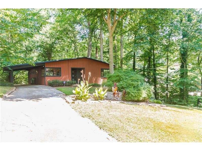 Beautiful curb appeal on this fabulous .5 acre lot.