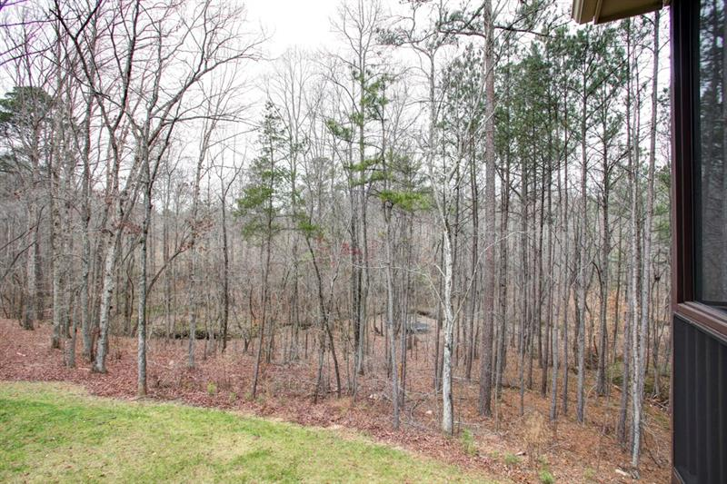 Additional views from deck off screened porch!