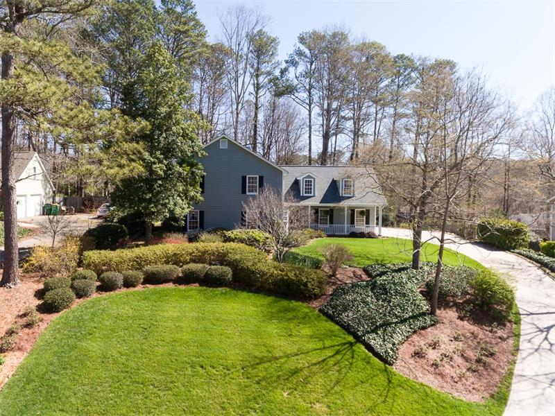 1380 Churchill Way - Marietta - Roswell Downs