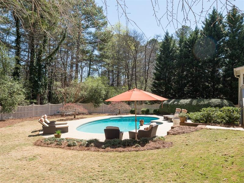 623 Bostic Hill Court SE - Marietta - Sibley Forest