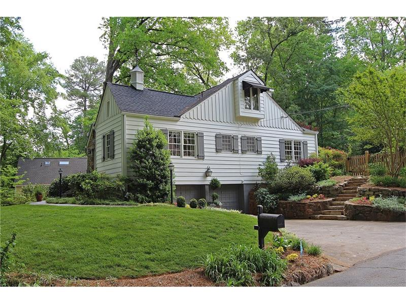 4093 N Ivy Road NE - Atlanta - North Buckhead