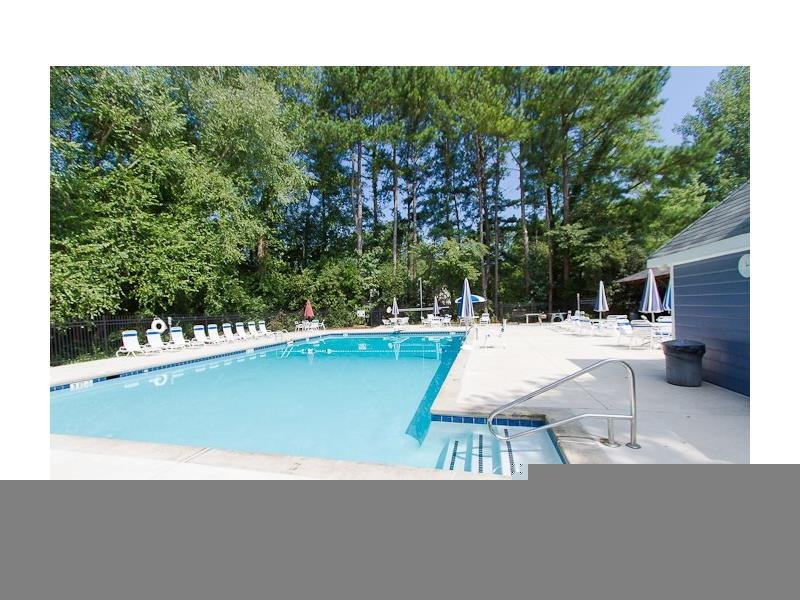 Well maintained pool and surrounding area add to the value of the subdivision.