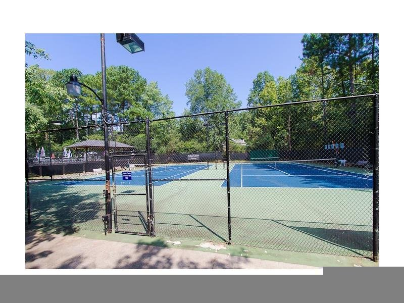 ALTA tennis is played here for all ages and abilities.