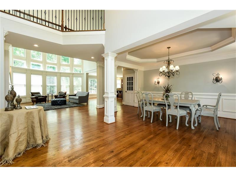 2168 Whitekirk Street NW - Kennesaw - Overlook At MCC