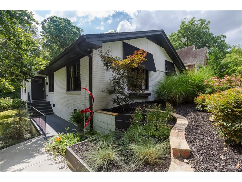 171 Huntington Road NE - Atlanta - Brookwood Hills