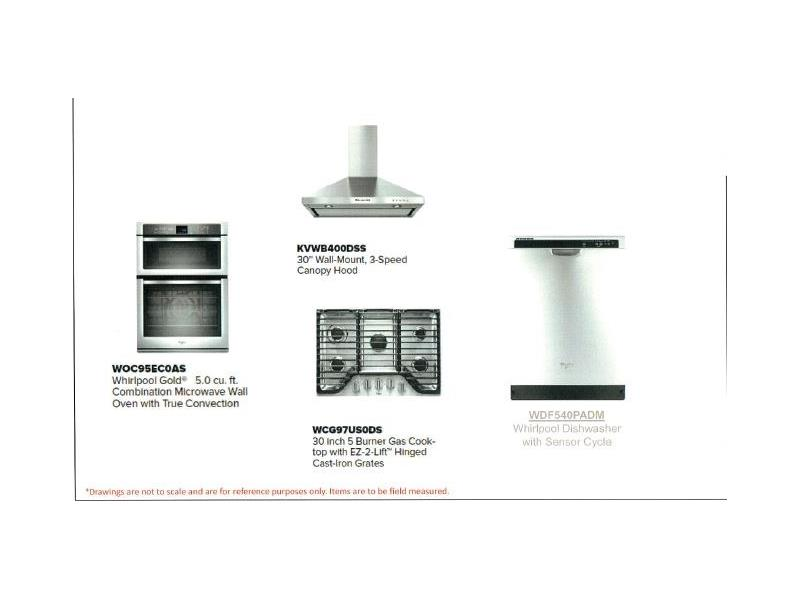 Appliance selections for home #34