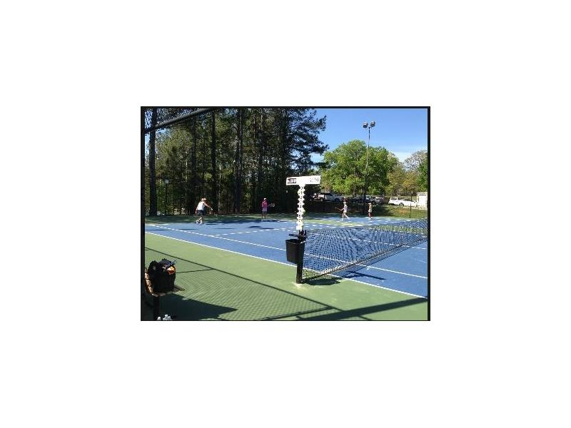 The Blackburn Tennis Center boasts 18 lighted tennis courts and a tennis center with pro shop. ALTA, USTA and other league play available in addition to group and private lessons.