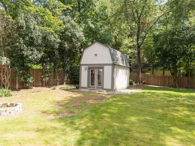 Outbuilding is Negotiable