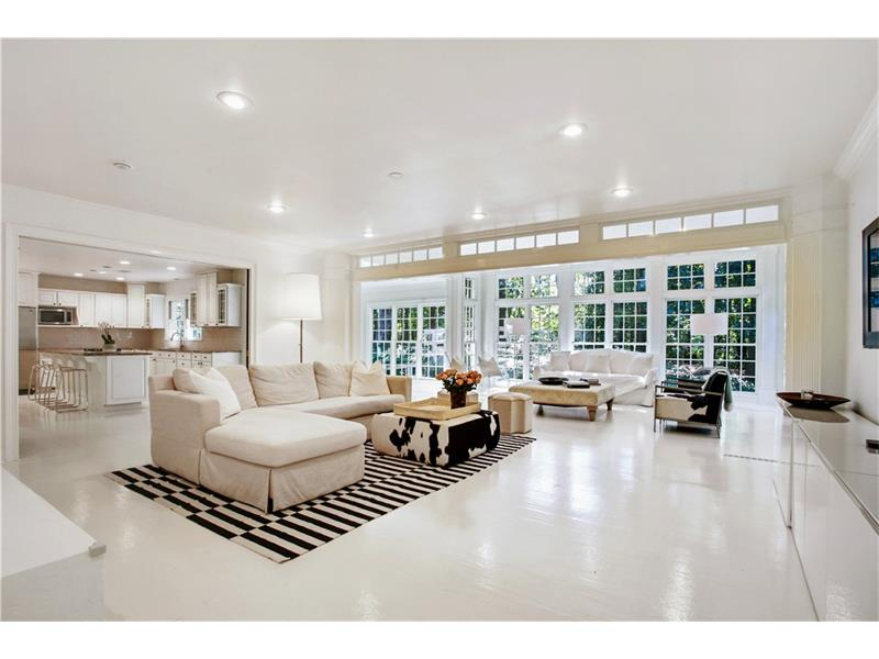Very open floorplan with LOTS of light and neutral white color palette!