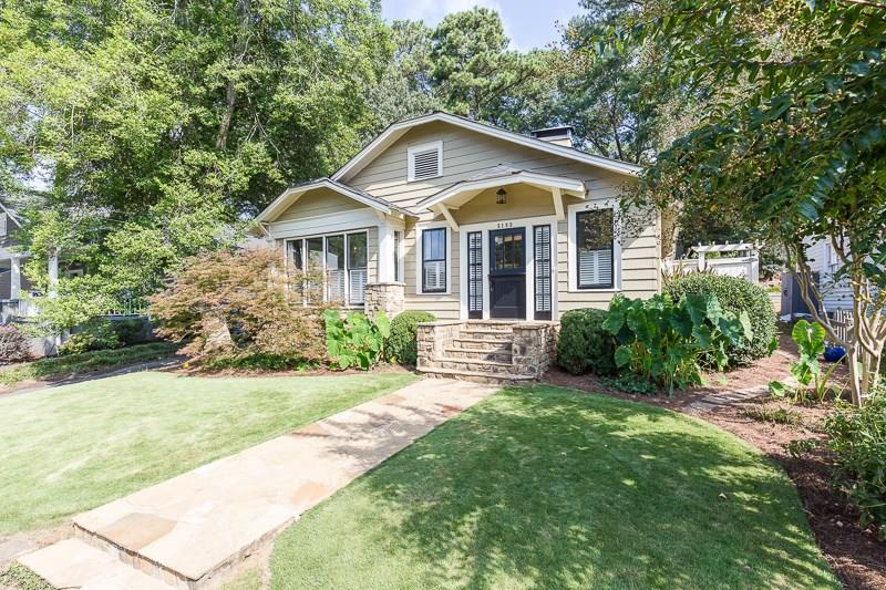 2152 Fairhaven Circle NE - Atlanta - Peachtree Hills