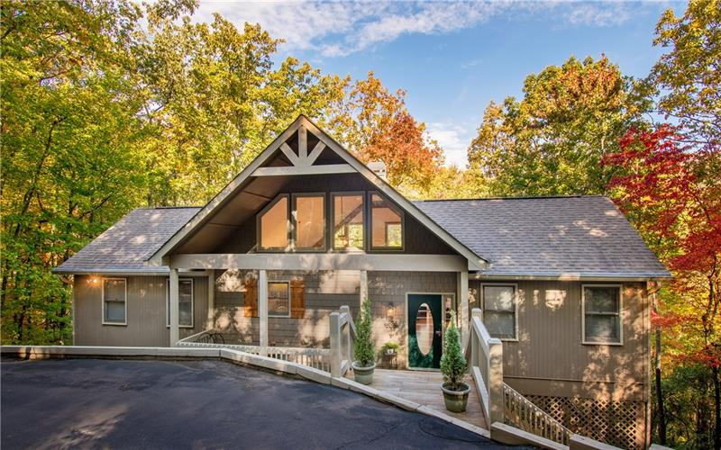 572 Valley View Drive - Jasper - Big Canoe