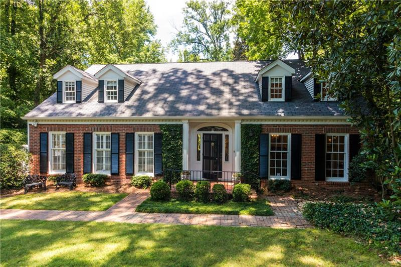 565 Manor Ridge Drive NW - Atlanta - Haynes Manor