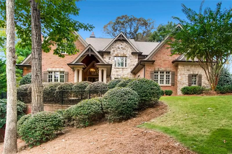 4780 Merlendale Court - Sandy Springs - Chastain Park