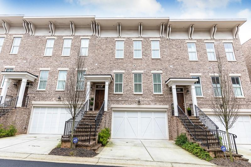 1178 John Collier Road - Atlanta - Defoors Ferry Townhomes
