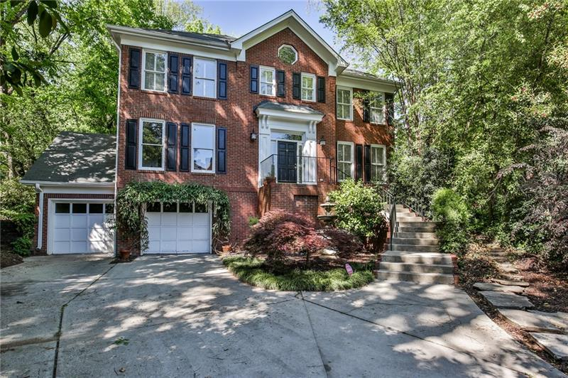 610 Greystone Park NE - Atlanta - Morningside