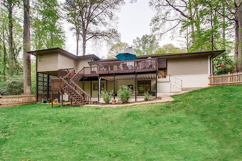 435 Forest Hills Drive NE - Atlanta - High Point