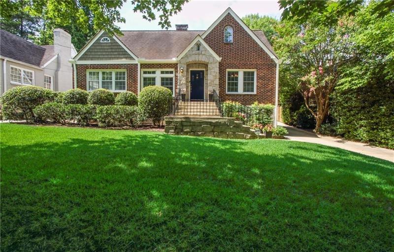 1087 E Rock Springs Road NE - Atlanta - Morningside
