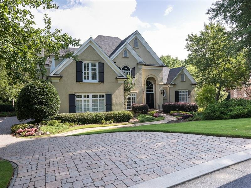 1655 Misty Oaks Drive - Sandy Springs - River Oaks
