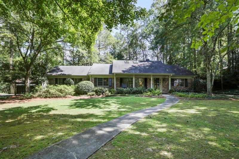 3639 Old Ivy Lane NE - Atlanta - Buckhead