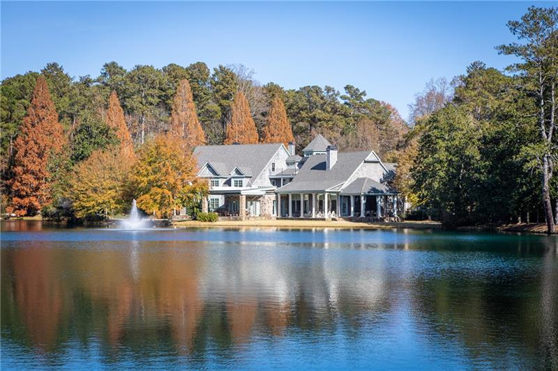 5501 Long Island Drive NW - Sandy Springs - The Lake at Long Island