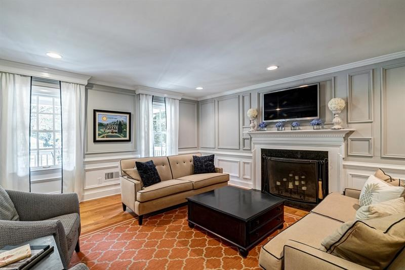 5518 Trowbridge Drive - Dunwoody - Dunwoody Club Forest