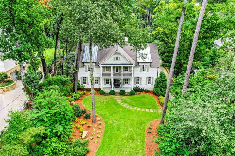 4585 Powers Ferry Road NW - Atlanta - Chastain Park