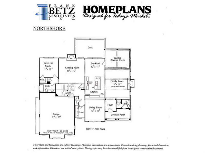 740 E Northway Lane - Atlanta - North Buckhead
