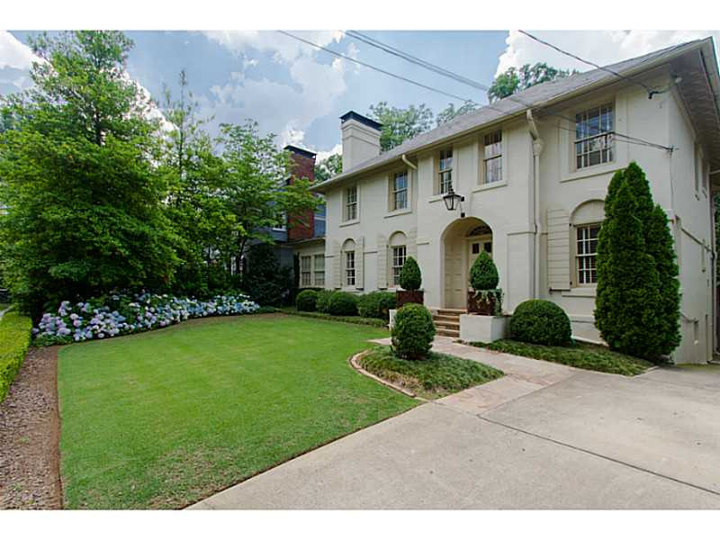 40 Woodcrest Avenue NE - Atlanta - Brookwood Hills