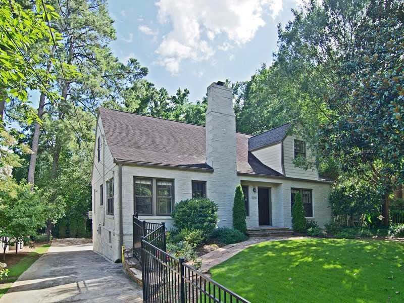 1239 E Rock Springs Road - Atlanta - Morningside